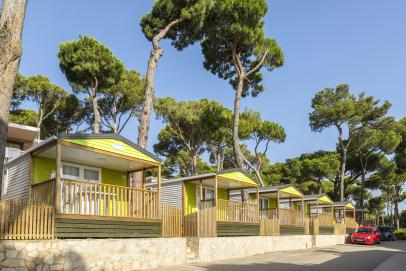Bungalows for long stays in Pals - Costa Brava