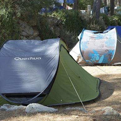 Tiendas de campaña Camping Interpals