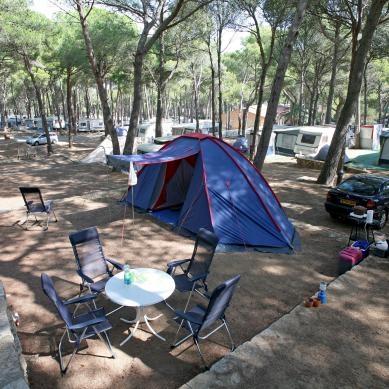 Parcela Camping Interpals