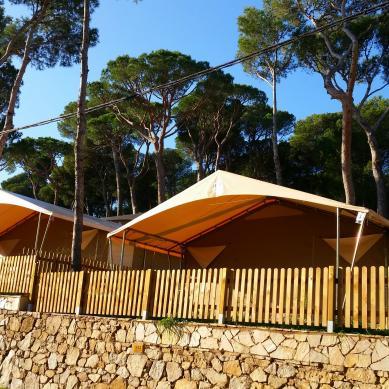 Tiendas alquiler Camping Interpals
