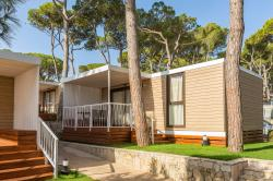 Camping bungalows in Pals