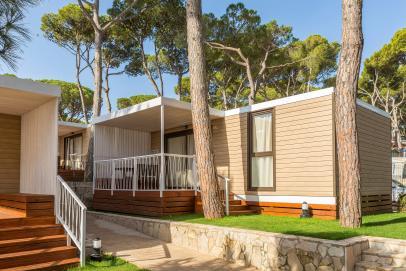 Offrir des bungalows à Pals pour les longs séjours