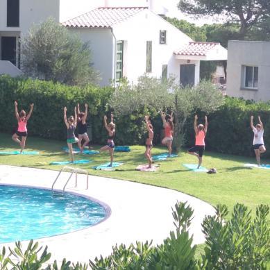 Curso de yoga