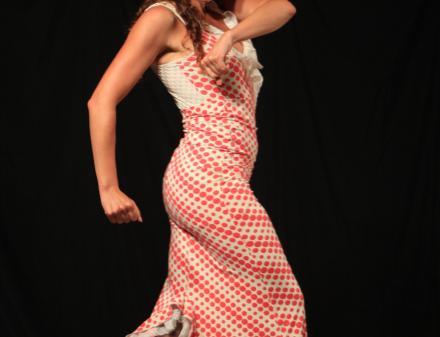 Balladora de flamenc de Camping Interpals