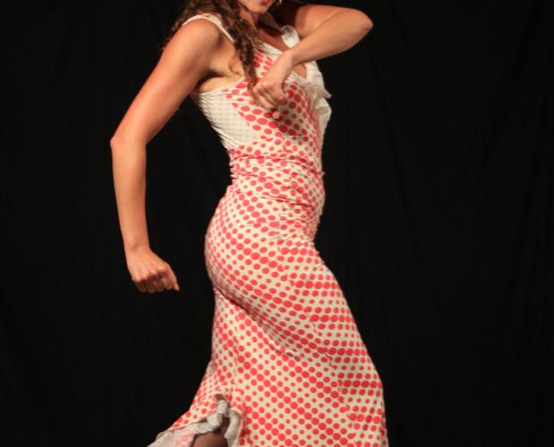 Flamencoshow in Pals