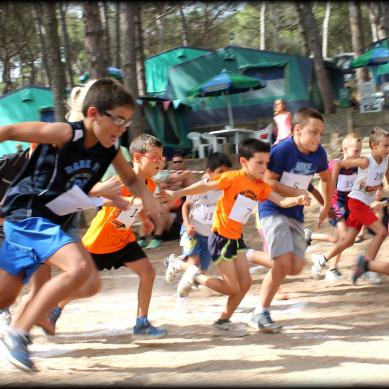 Carrera al Camping & Bungalows Interpals