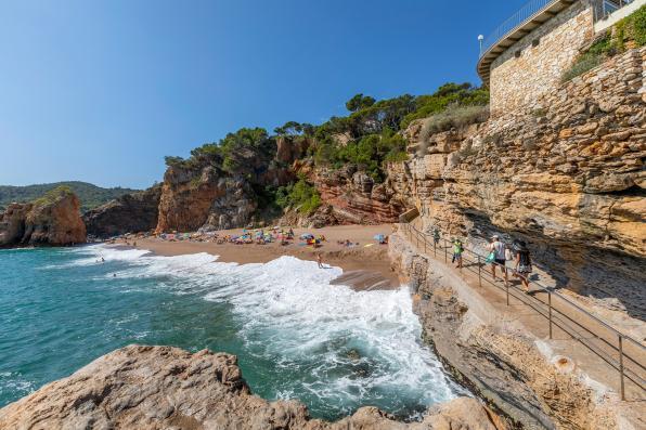 Camino de Ronda Cove of the Costa Brava