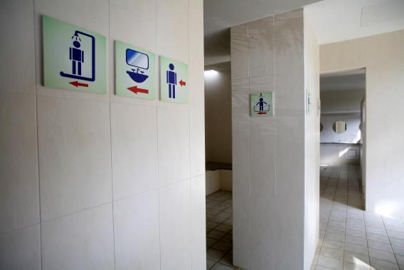 Dutxes individuals, banys i WC