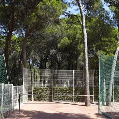 Tenis zona esportiva