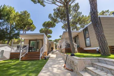 Bungalows per a llargues estades a Pals - Costa Brava