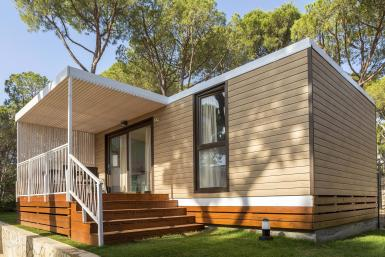 Bungalows op Camping Interpals Spanje