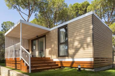 Bungalows del Camping Interpals Cataluña