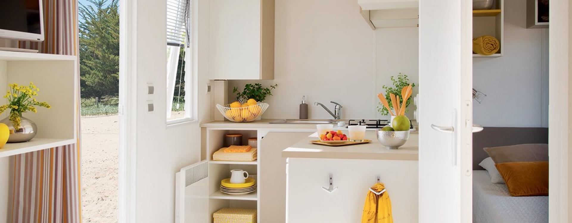 Bungalows met keuken