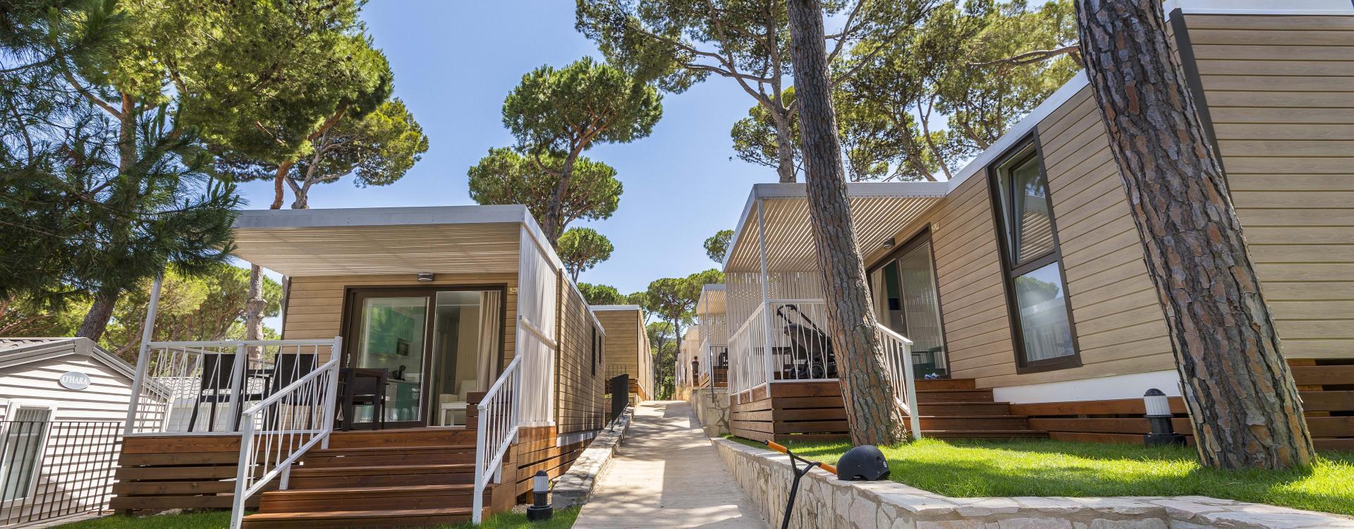 Bungalow Sa Tuna Camping & Bungalows Interpals (Spanje)