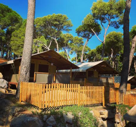 Cabanes de fusta Canada Lux