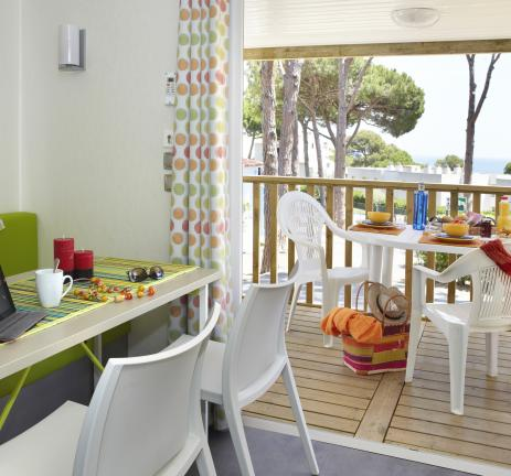 Bungalow Garbí Camping & Bungalows Interpals Espagne