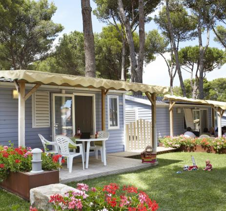 Bungalow Llevant Camping & Bungalows Interpals Spain