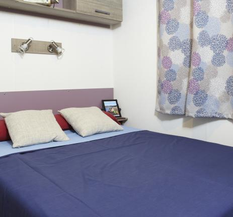 Bungalow Llevant double bed