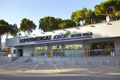 JODOFI Supermarket at Camping Interpals
