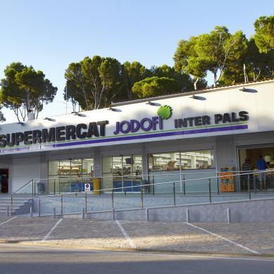 Fácil acceso supermercado
